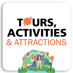 Group logo of Tours, Activities & Attractions